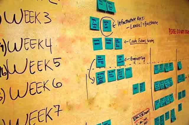 CSR Schedule